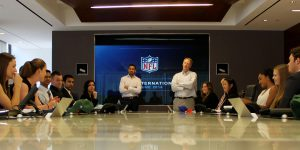nfl front office